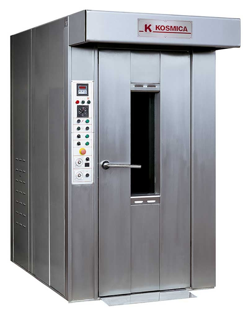 Forno Rotor - serie FRP